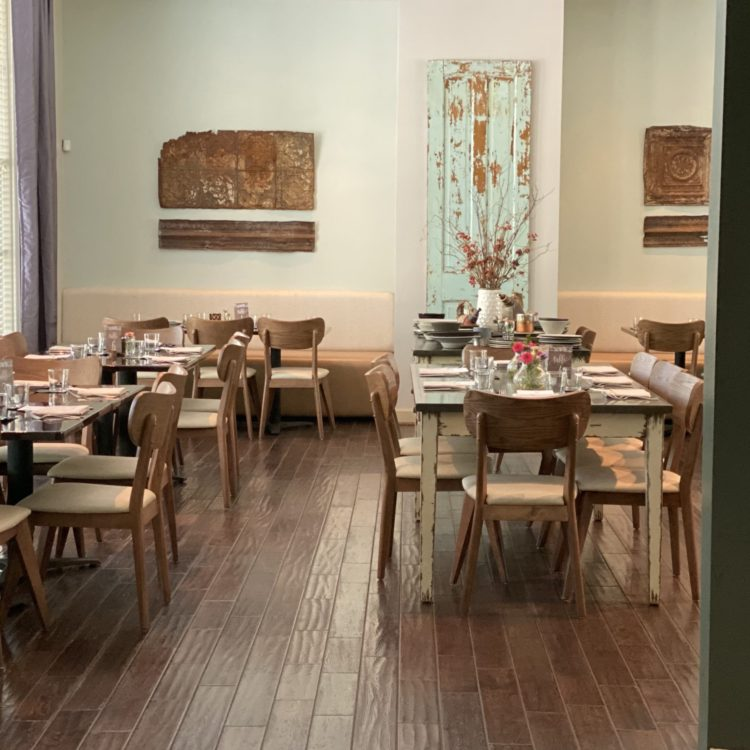 Dining room - events